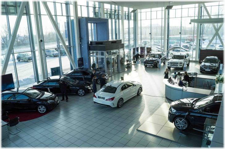 Как купить новое авто в кредит?