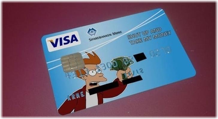 кредит картой