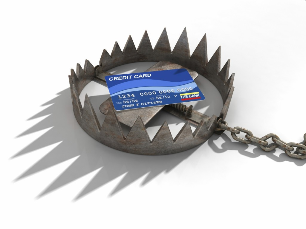 кредитная долговая яма