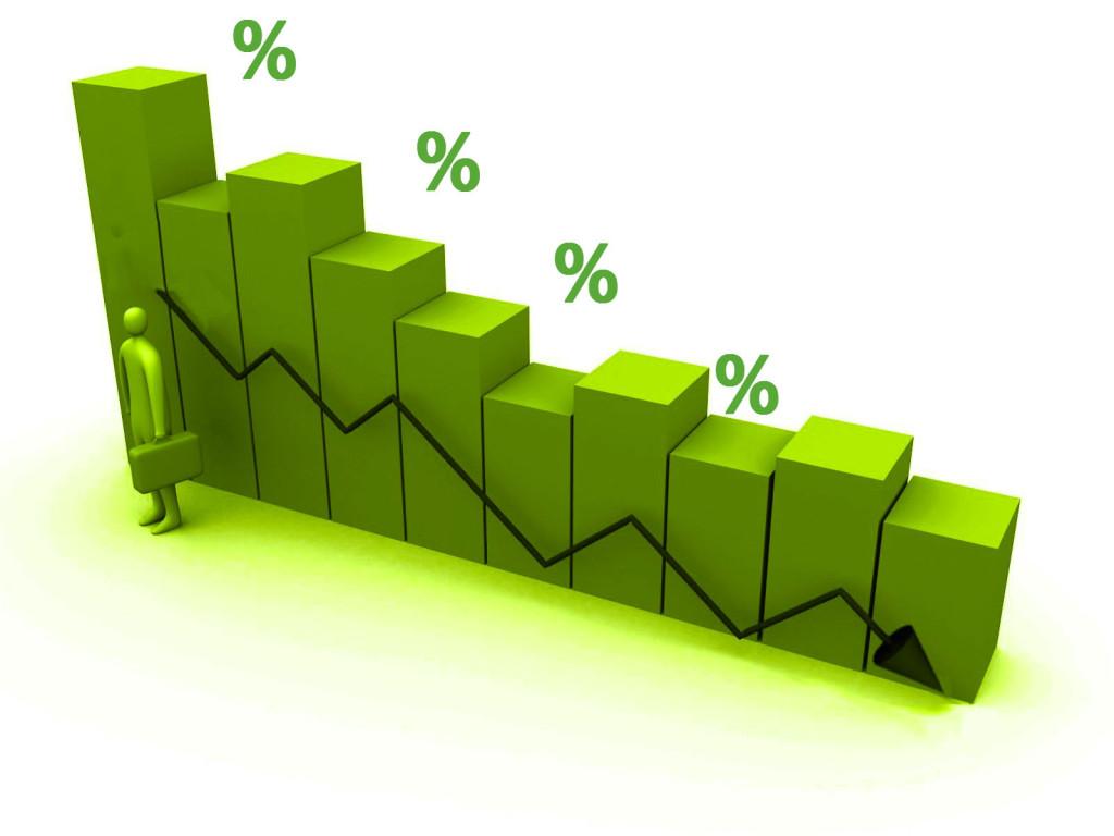 как уменьшить процентные ставки