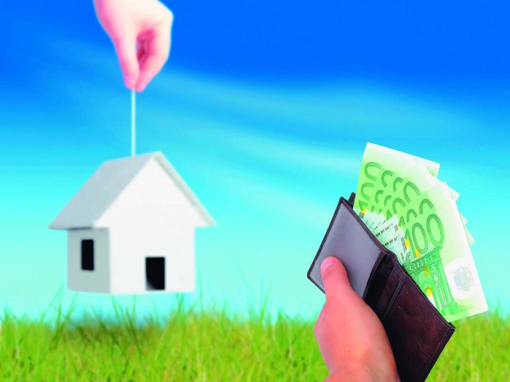 как взять землю в кредит