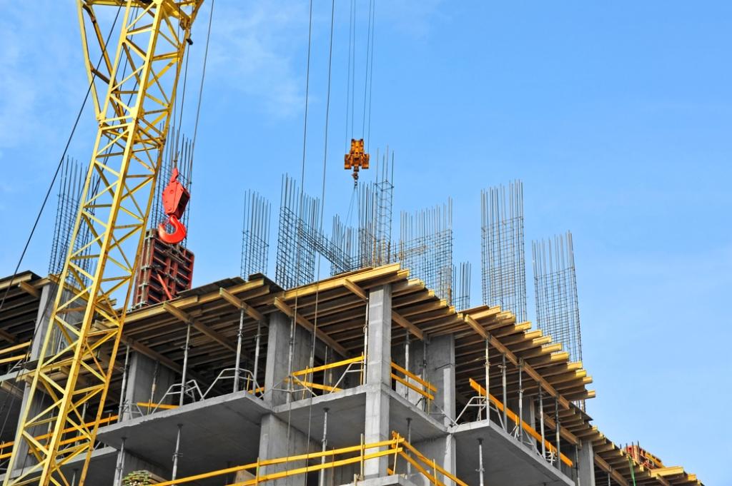 Первичный рынок жилья. Строительство