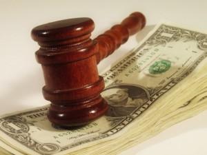 Разбирательства в суде