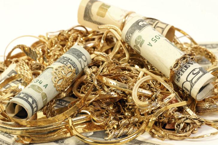 золотые украшения в кредит