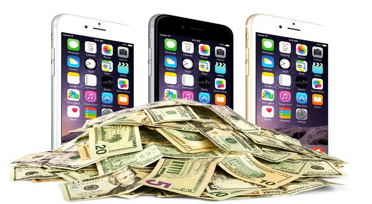 Айфон в кредит