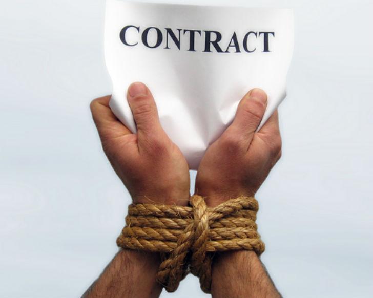 расторжение кредитного договора при непогашении