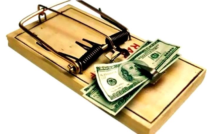 банковские ошибки банков