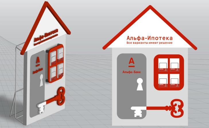 ипотека в Альфа банке на вторичное жилье