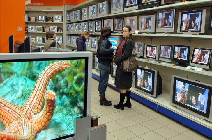 pos-кредит на телевизор
