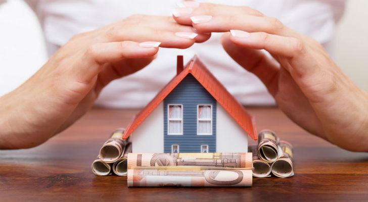 ипотека за квартирой долг страхи должны