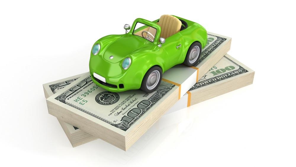 Автомобиль под залог, чтобы получить кредит
