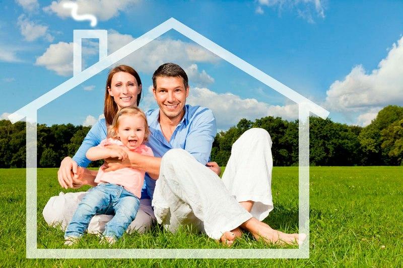 Как получить ипотеку семье