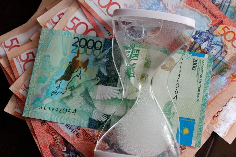 Займы в Казахстане на карту