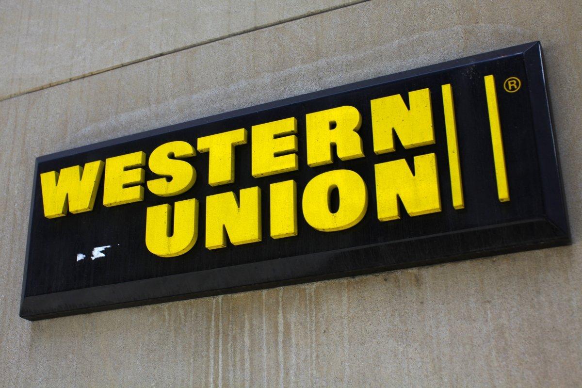 Денежный перевод Western union
