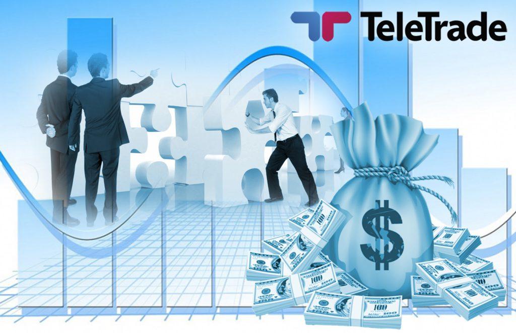 Почему популярна компания TeleTrade