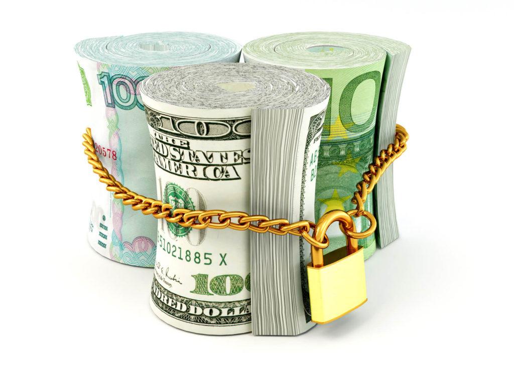 Выгодный обмен валюты не выходя из дома