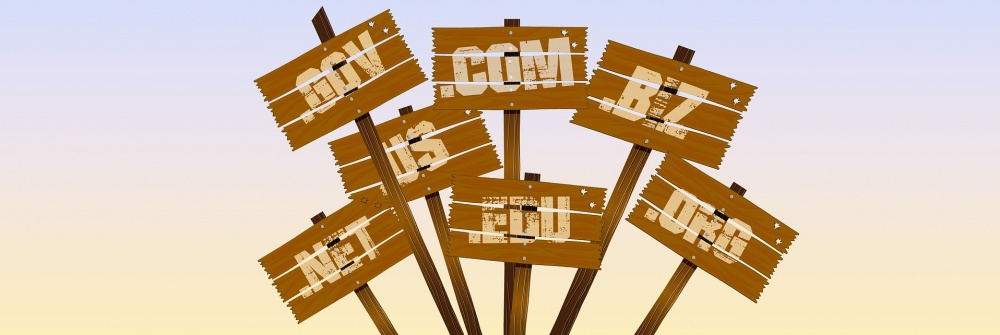 Как выбрать домен удачно