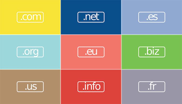 Выбрать домен для своего сайта