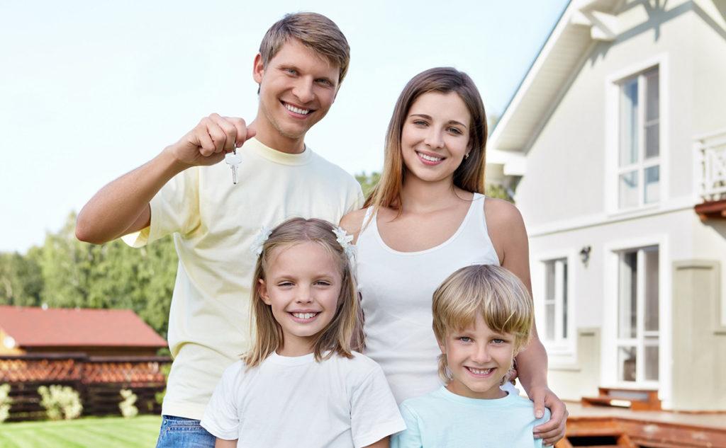 Как действует программа Молодая семья