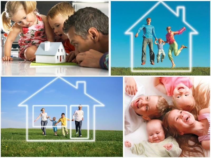 Ипотечный кредит для многодетных семей в Сбербанке