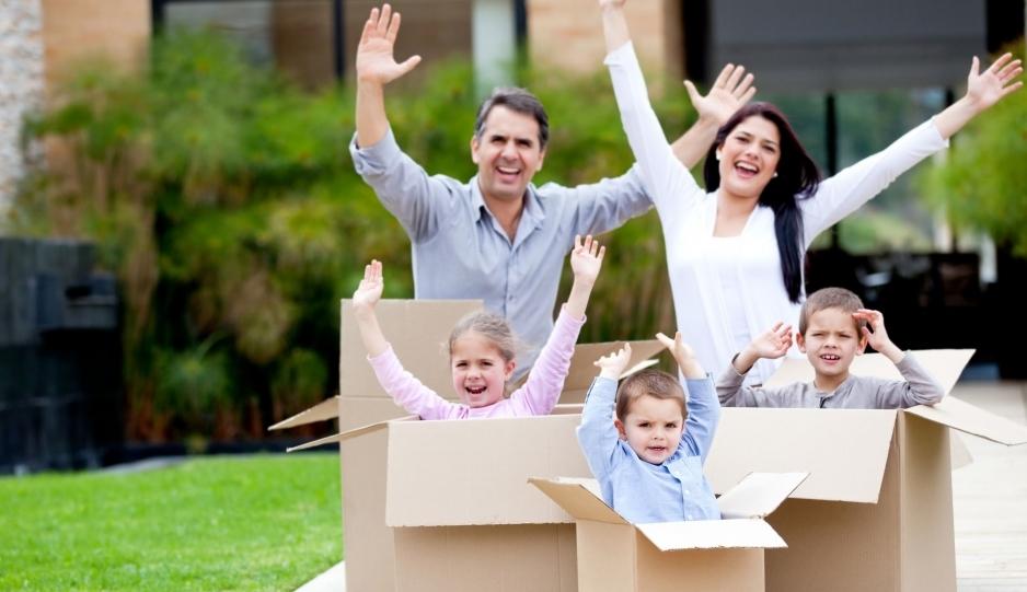 Как оформляется льготная ипотека для семей с детьми
