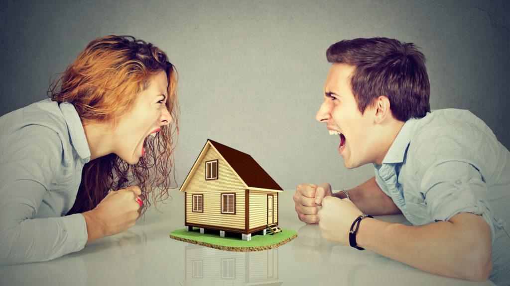 Делится ли ипотека при разводе супругов