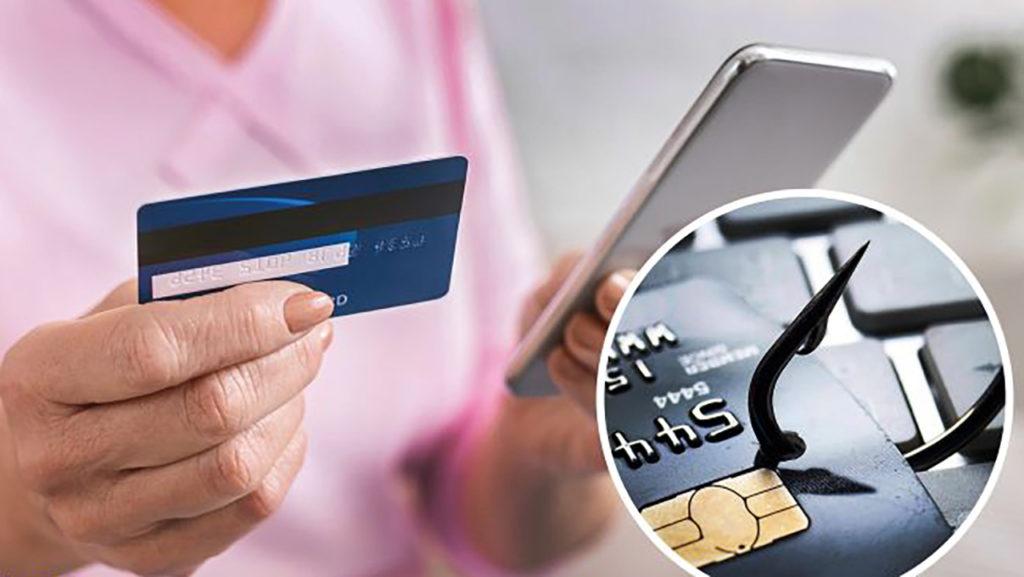 Мошенничество с банковскими картами популярное в 2021 году